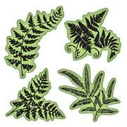 """Inkadinkado Stamping Gear, 4"""" x 4"""", Ferns"""