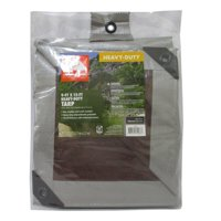 Ozark Trail Weather Resistant Heavy-Duty Tarp, 9' x 12'