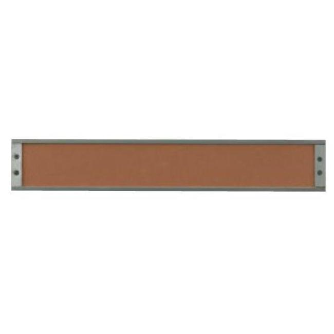 Aarco Products DR2-96 96'' Map and Display Rails