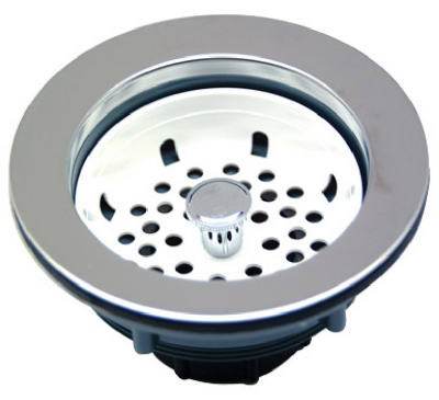Plumb Shop Div Brasscraft 495-770 3-1/2-Inch Basket Sink Strainer