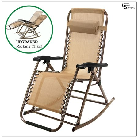 Loadstone Studio Infinity Zero Gravity Rocking Chair