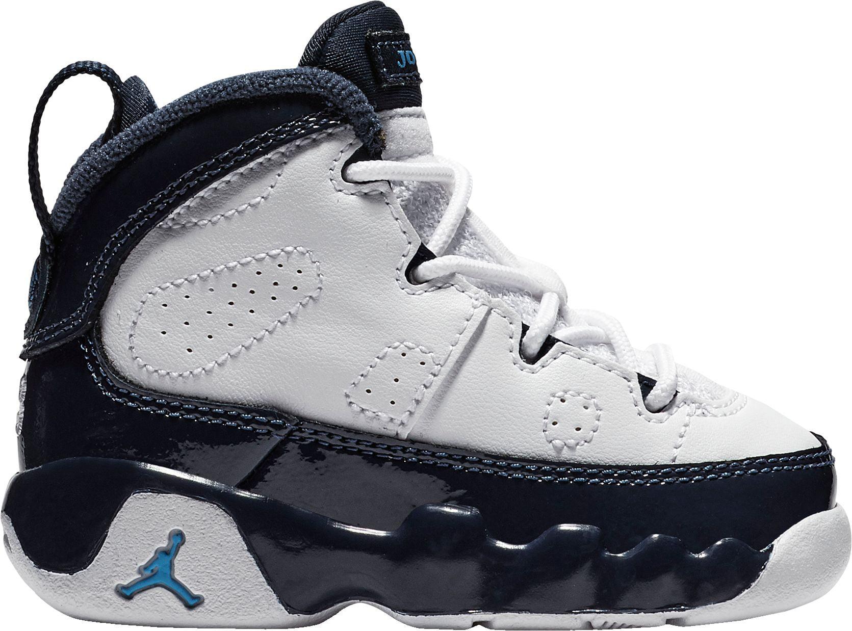 Jordan Toddler Air Jordan 9 Retro Basketball Shoes - Walmart.com