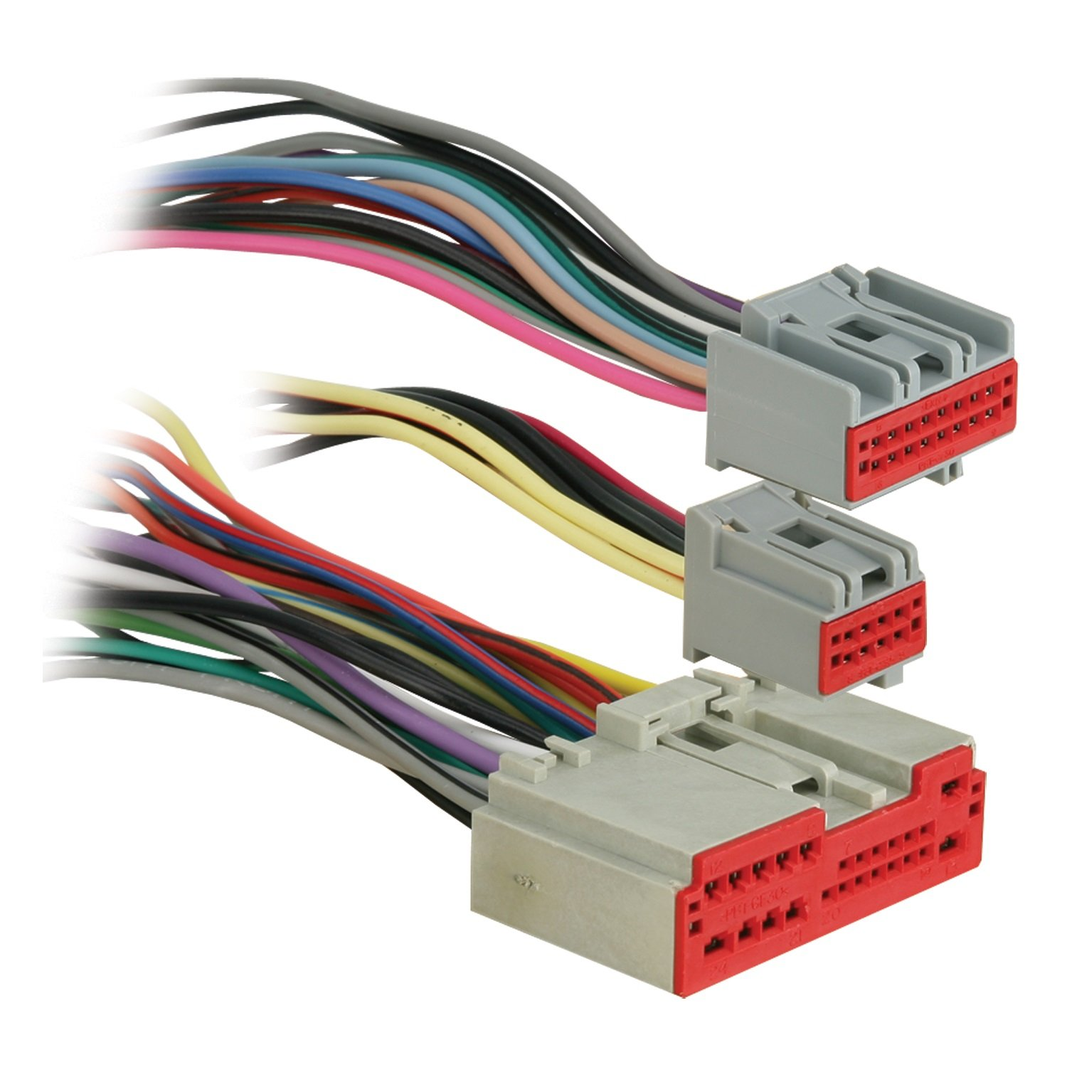 Walmart Wiring Harness Ford Trusted Diagram Dodge Metra Reverse 71 5520 1 For Select 2003 Up Parking Assist Sensor