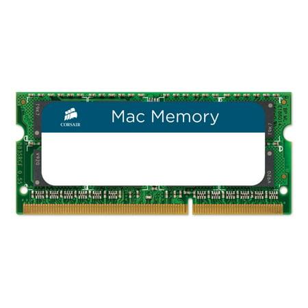 Corsair Mac Memory — 8GB Dual Channel DDR3 SODIMM Memory Kit