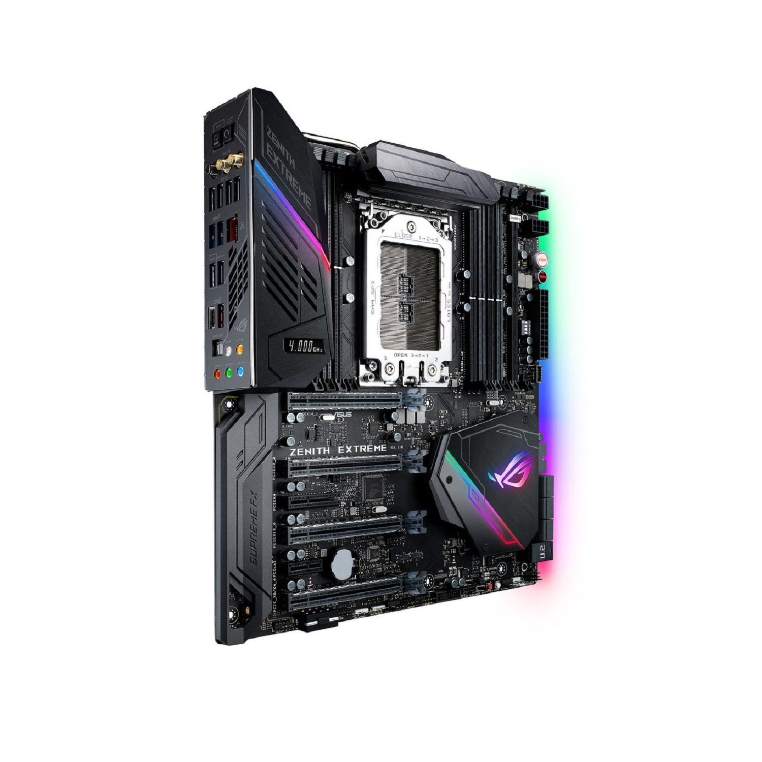 Asus ROG Zenith Extreme Motherboard by ASUS