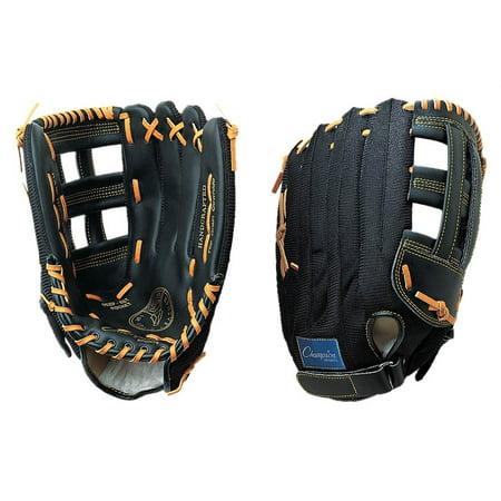 Pattern Baseball Fielder Glove - 14 in. Fielders Glove (Left hand)