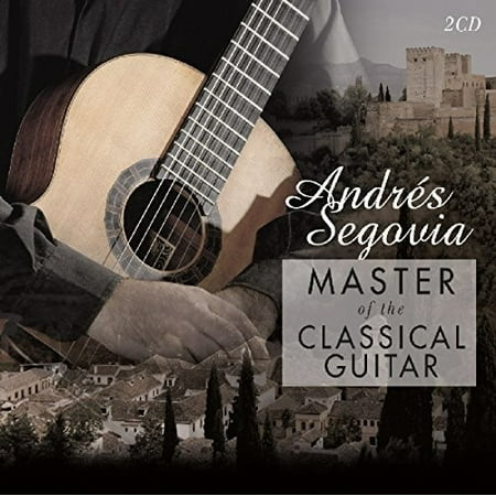Master of the Classical Guitar (CD)
