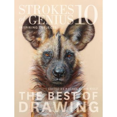 Strokes of Genius 10 : Inspiring - Halloween Wolf Drawing
