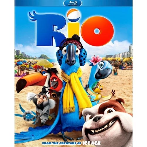 Rio (Blu-ray) (Widescreen)