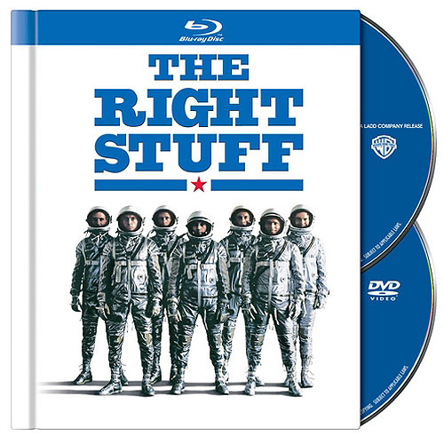 The Right Stuff (30th Anniversary) (Blu-ray) (BD Digi-book) (Anamorphic Widescreen)