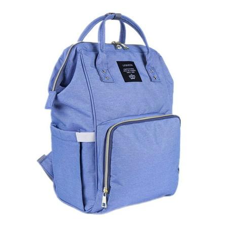 Diaper Bags Mummy Maternity Diaper Nappy Backpack Large Capacity Multi-Function Travel Backpack Baby Bag Handbag