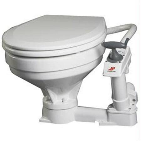 Comfort Manual - Johnson Pump 80-47230-01 Comfort Manual Toilet