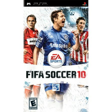 FIFA Soccer 2010 PSP