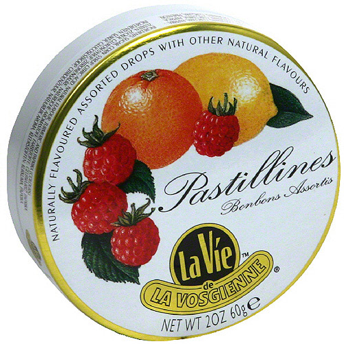 La Vie De La Vosgienne Bon Bon Hard Candy, 2 oz (Pack of 5)
