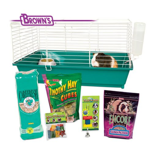 Ware FM Browns Guinea Pig Care Kit