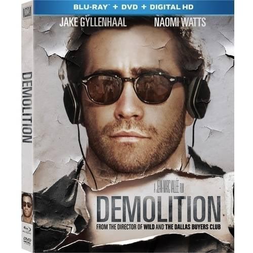Demolition (Blu-ray + DVD +  Digital HD)