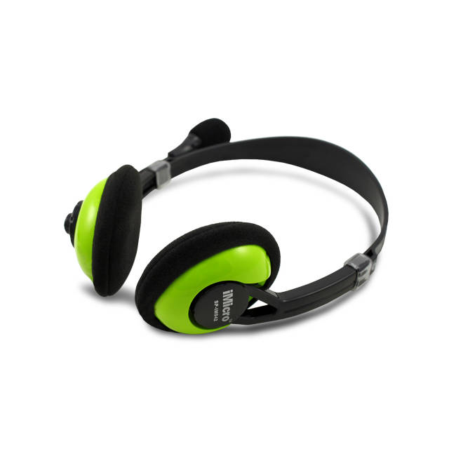 iMicro SP-IM942 Multi-Media Stereo Headphone with Microphone