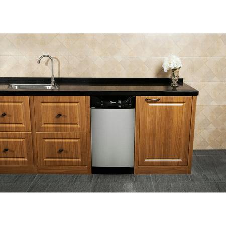 Midea 18 Built In Dishwasher