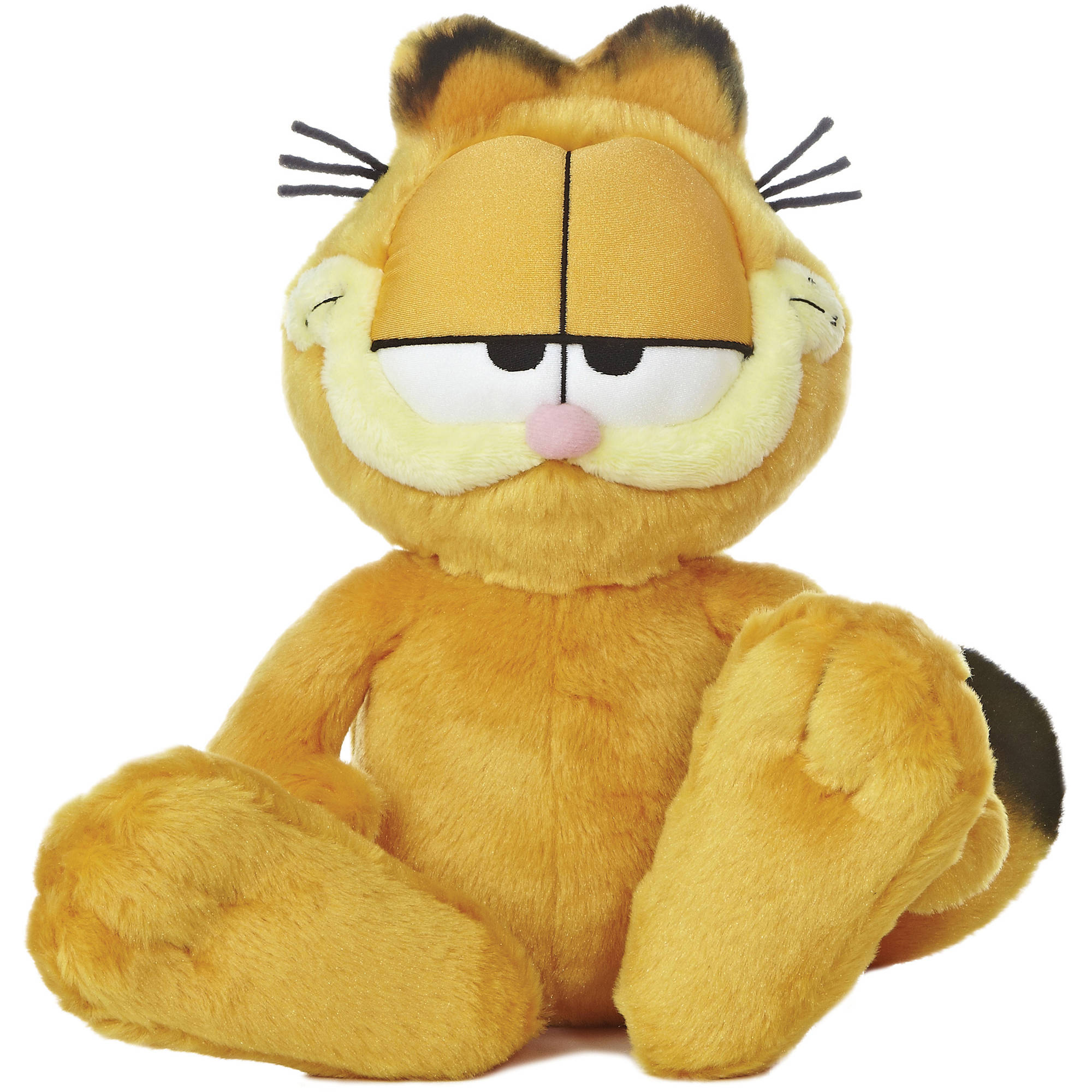 "Aurora World 14"" Floppy Garfield Plush"