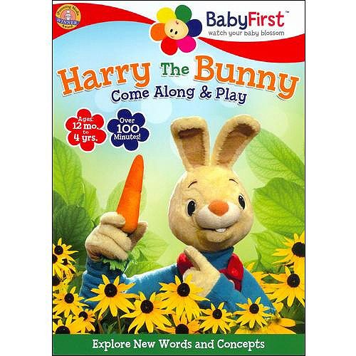 BabyFirst: Harry The Bunny Come Along & Play by Mill Creek Entertainment