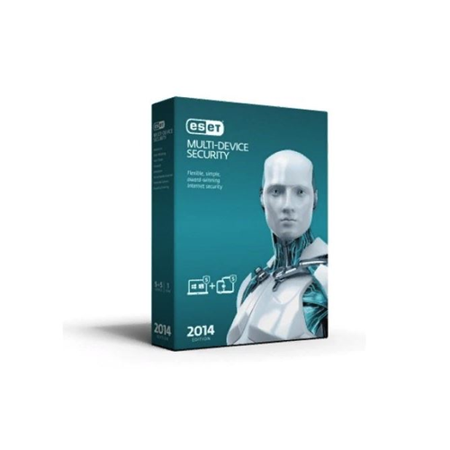 Eset Multi-Device Security 1 Year 2014 ()