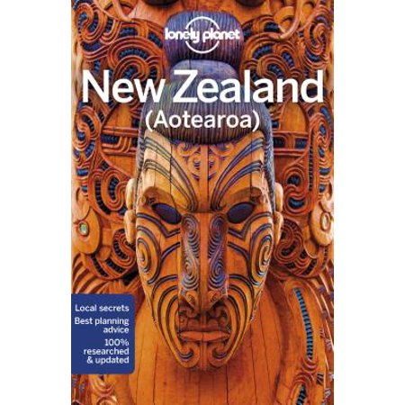 (Lonely Planet New Zealand - Paperback)