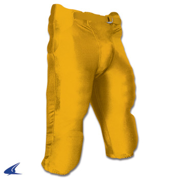 Champro Terminator Football Game Pants with Built-in Pads- All Sizes & Colors
