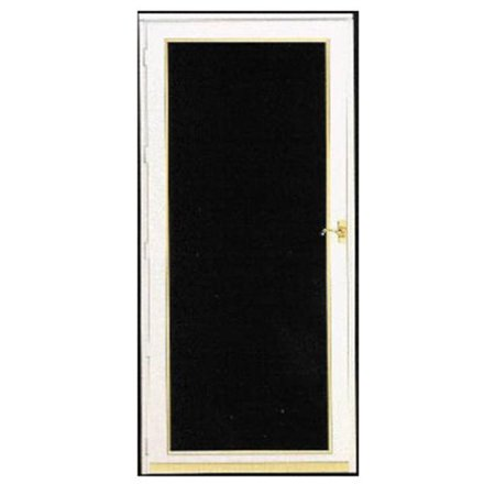 Croft metals 469 36w 36 wht decor strom door for 30 inch storm door