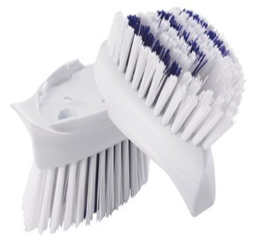 Dawn Fillable Kitchen Brush Refill, 2 Ct