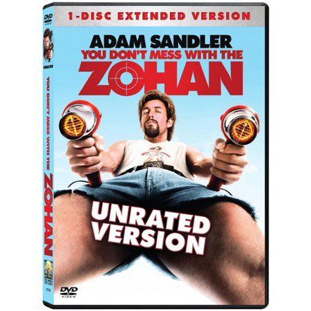 You Don't Mess With the Zohan (DVD) (Don T Mess With The Zohan Megavideo)