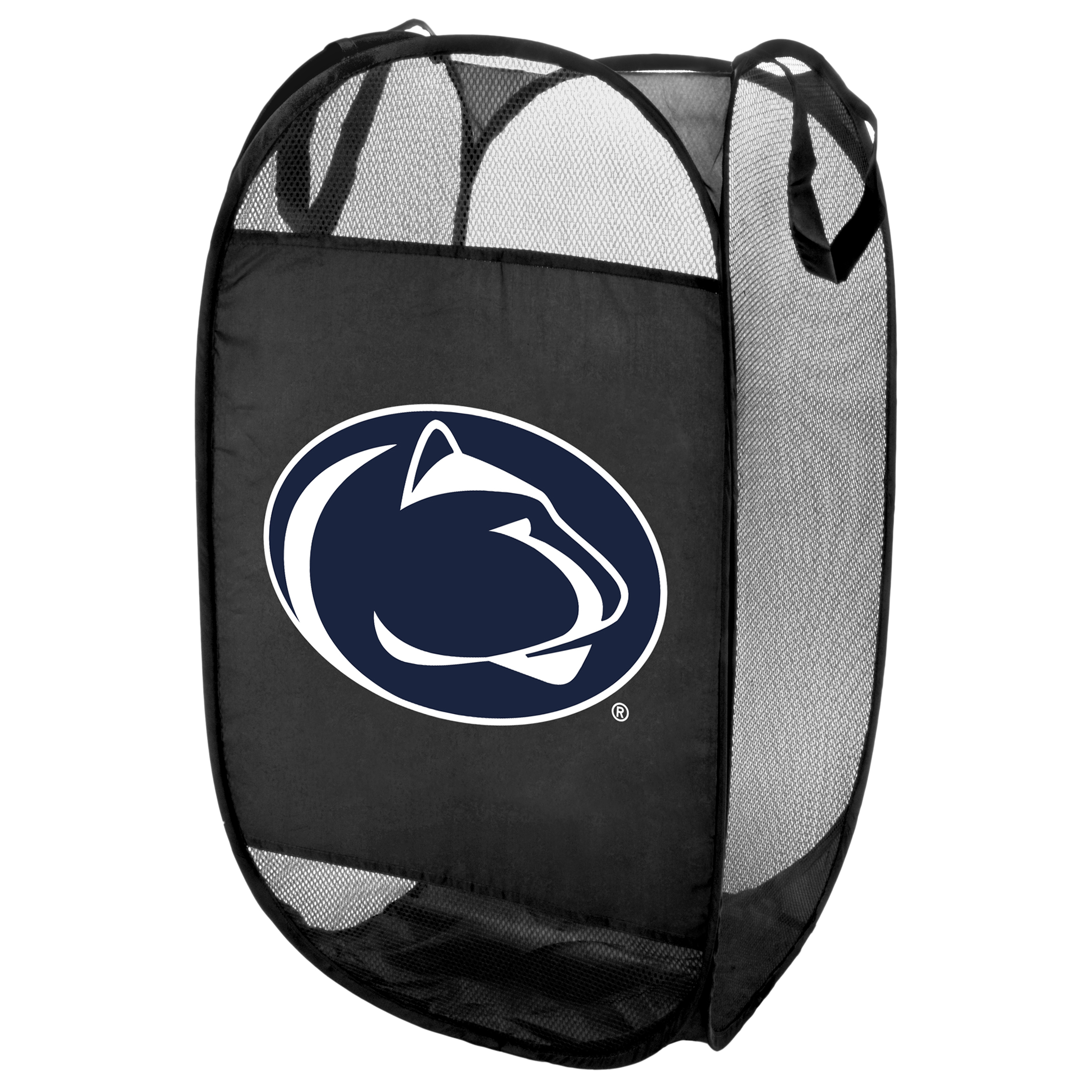 Penn State Nittany Lions Official NCAA Laundry Hamper Fold Up Flip Open by Forever Collectibles 069775
