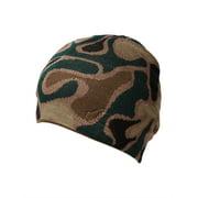 Quiksilver Boys' (8-16) Camo Reversible Beanie-Camouflage