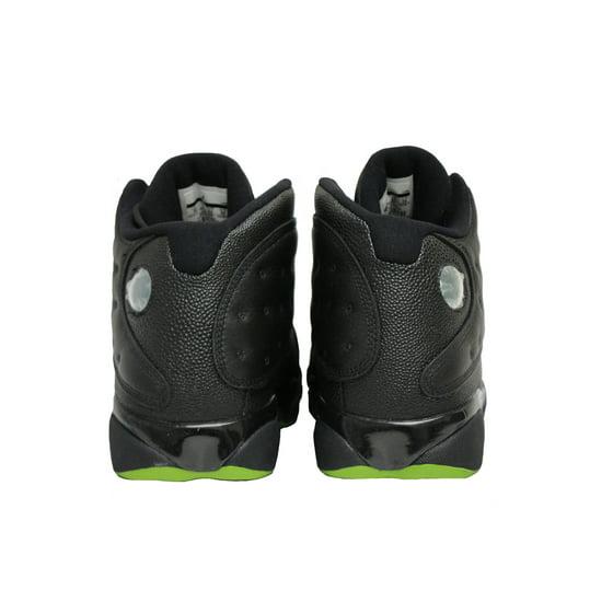 692cbd56ab148e Air Jordan - Mens Air Jordan Retro 13 XIII Altitude Green Black 414571-042  - Walmart.com