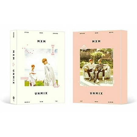 Mxm (Brand New Boys) - Unmix (CD) - image 1 of 1