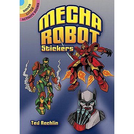 Mecha Robot Stickers