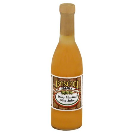 Boscoli Dirty Martini Olive Juice, 12.7 Oz (Pack of (Best Martini Olive Juice)
