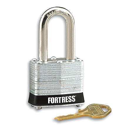 """Lockout Padlock,KD,Black,1-1/4""""H MASTER LOCK 1803LHBLK"""