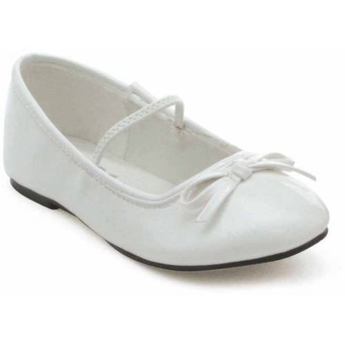 ELLIE SHOES - Ballet White Shoes Girls