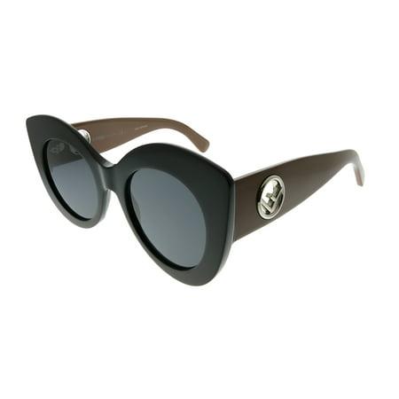 Fendi F Is Fendi FF 0306 R60 IR Womens Cat-Eye Sunglasses