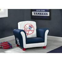 MLB New York Yankees Kids Upholstered Chair by Delta Children