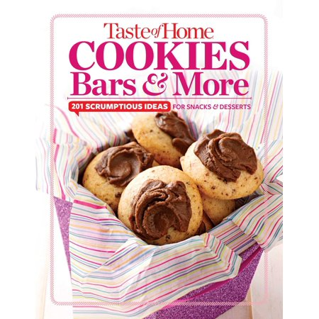 Taste of Home Cookies, Bars and More - eBook](Halloween Cookie Pizza Taste Of Home)