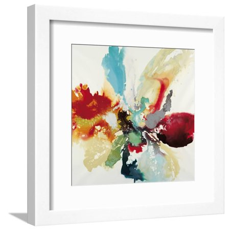 Color Expression Colorful Modern Abstract Art Framed Print Wall Art By Randy