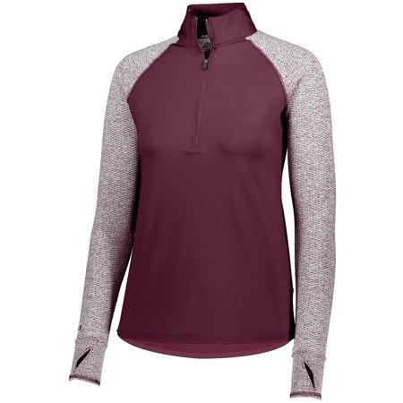 Augusta Women's Axis 1/2 Zip - Reversible Half Zip Pullover