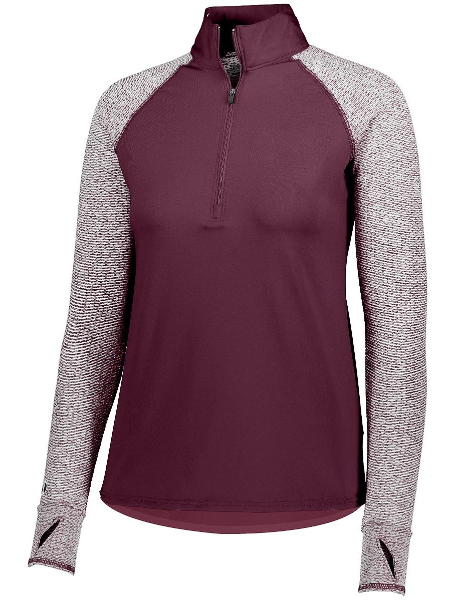 Holloway Sportswear Women's Axis 1/2 Zip Pullover 222705