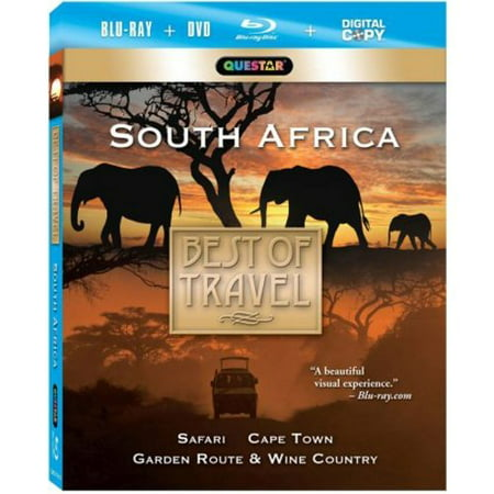 Best Of Travel: South Africa (Blu-ray + Standard