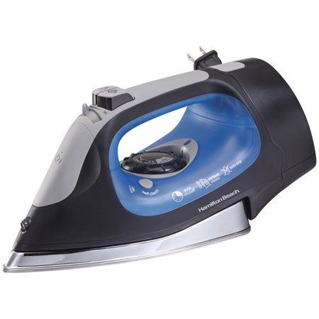 Hamilton Beach 1500W Retractable Cord Iron
