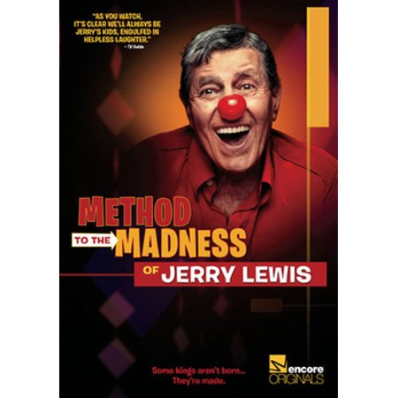 Method to the Madness of Jerry Lewis (DVD) - The Method Actors Halloween