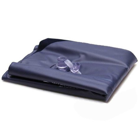 47 x 30CM Portable Ultralight Inflatable Air Pillow Travel Camping Neck Support  - image 8 de 10