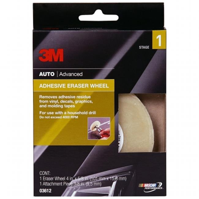 3M Company 3M-3612 Adhesive Eraser Wheel by 3M
