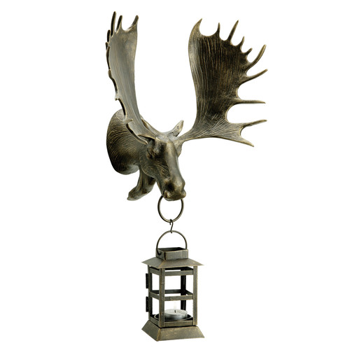 SPI Home Moose Outdoor Wall Mounted Lantern